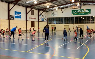 Wickepin Regional Floorball Session